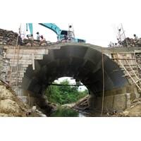 Jual Gorong Gorong Baja Type Multi Plate Arches (Mpa)