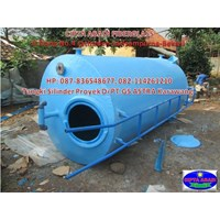 Chemical Tank And Oil Tank