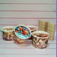 Cup of Ice Cream 50 ml Papercup