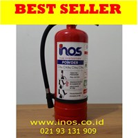 Dry Chemical Fire extinguishers Powder 3 kg