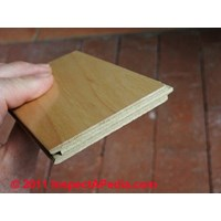 Sell Wood Composite Floor