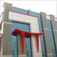 Jual Aluminium Composite Panel ( ACP ) Dan Pasang