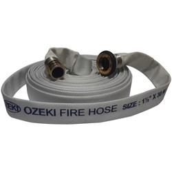 "Fire Hose EPDM Polyester 1.5"" x 30 Mtr"