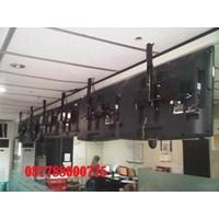 Bracket TV Ceiling panjang 2meter Murah
