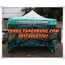 Tenda Promosi - Tenda Paddock