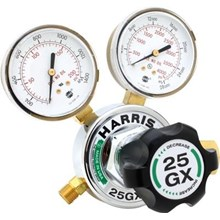 Regulator Gas Argon Harris 25-Gx.