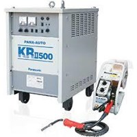 Jual Welding Machine CO2 Panasonic KR 500..Mesin Las CO2 Pnasoni KR 500