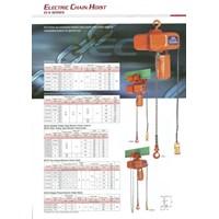 Hoists  Hoists Nitchi  Electric Chain Hoists Nitch