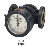 Flow Meter Oil Tokico - Flow Meter Oil Tokico 50mm