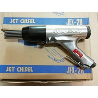 Jual Kikir > Kikir Nitto > Jet Chisel Needle Scaler Nitto JT-16 > Pneumatic Needle Scaler Nitto JEX-24 > Pneumatic Needle Scaler Nitto JEX-28 > Pneumatic Needle Scaler Nitto JEX 2800A