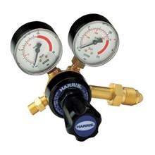 Flow Meter Gas Regulator Harris...Harris Regulator Gas Oxygen.Acetylene.Lpg.Nitrogen.Argon.Co2 series 801 Single Stage Cylinder Regulator Harris
