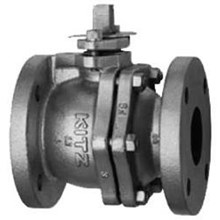 Katup Valves Kitz ...Ball Valve Kitz Cast Iron