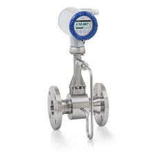Flow Meter > Flow Meter Vortex > Vortex Flow Meter > Vortex Flow Meter OPTISWIRL > OPTISWIRL Vortex Flow Meter