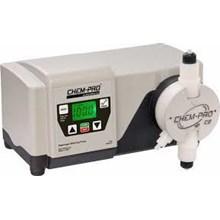 Flow Meter Diaphragm Metering Pump Chemp-Pro Blue