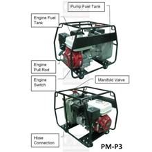 Genset Gasoline Engine Hydraulic Pump