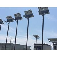 Lampu PJU Tenaga Surya 50 Watt