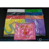 Kantong Kresek Plastik HDPE (Warna Warni)