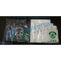 Kantong Kresek Plastik HDPE (Hitam Putih)