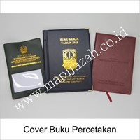 Cover Buku Percetakan