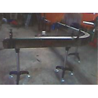 Chain Top Conveyor With Adjustable Speed