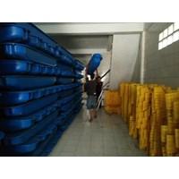 Kincir Air Tambak Udang Vannamei - Paddle Wheel Aerators