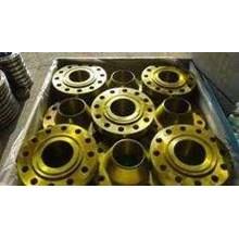 Flange Welding Neck Carbon Steel Astm A105N Rtj