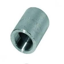 Coupling Class 3000 Forged Steel A105N Galvanize