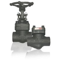 Sell Gate Valve Forged Steel Astm A105