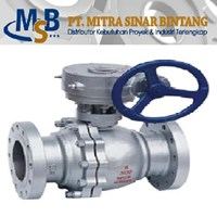 BALL VALVE CS ASTM A216 WCB