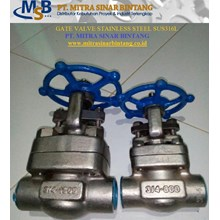 Gate Valve Class 1500 Stainless Steel 316L