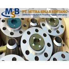 Flange Welding Neck Stainless Steel SS304L & 316L