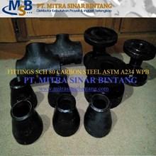 Fittings Reduser Dan Elbow Carbon Steel Astm A234