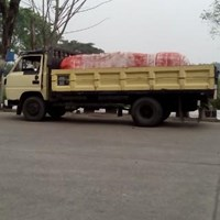 Delivery of fire Bricks fire cement