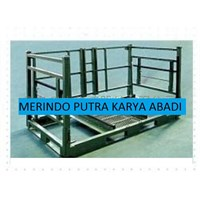 Rack Metal Container