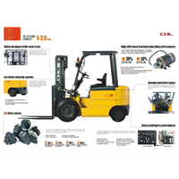 Forklift Diesel Baru