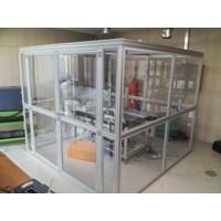 Jual Aluminium Profile 2020 Merk Dbasix Panjang nya 5800mm