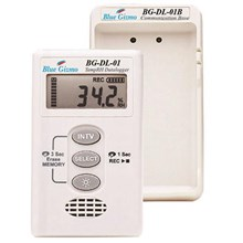 Blue Gizmo Temperature & Humidity Datalogger – BG