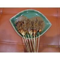Makanan tradisional Sate Ayam