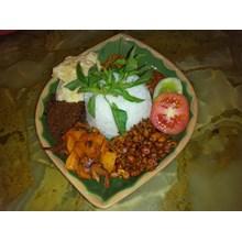 Makanan Tradisional Nasi Langgi