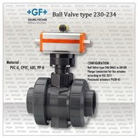 Jual Katup Valves - Ball Valve type 230-234