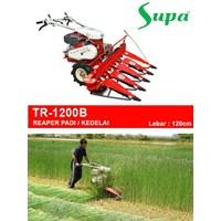 Cultivator Tkc 750 Reaper Padi Kedelai