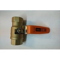 Jual BALL VALVE ONDA BRASS