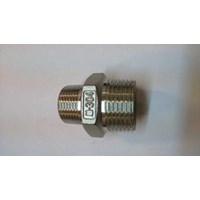DOUBLE NEPPLE NPT STAINLESS 304 CLASS 150
