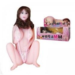 Boneka Full Body Cantik Full Silikon Cewek Ngangkang Jumbo Alat Bantu Sex Pria Terbaru Korean Beauty Lass Sex Toys Boneka Terbaik