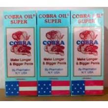 Minyak Oil Perbesar Alat Vital Laki Cepat Tanpa Efek samping Cobra Oil Usa Original Obat Pembesar Penis Herbal Alami