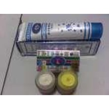 Obat Cream Pemutih Wajah Muka Alami Permanen Asli Dan Krim Perawatan Kulit Muka Siang Malam Herbal Alami Cream Tensung Whitening + Sabun