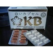Obat Pemutih Wajah Alami Yang Ampuh Cepat Obat Pil Pemutih Kulit Wajah Badan Herbal Asli Cara Memutihkan Kulit Wajah Dan Badan Alami Suplemen Dan Vitamin Kyusoku Bihaku ( KB )