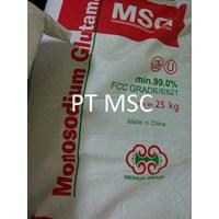 Monosodium Glutamate – Msg