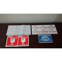 Jual Sticker Dan Label