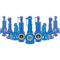 Consolidated Safety Relief Valve